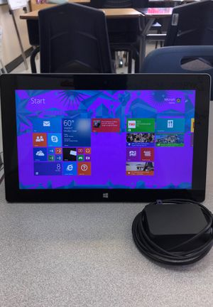 Windows Surface Tablet for Sale in Washington, DC