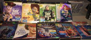 4K Disney / kid movies for Sale in Inglewood, CA
