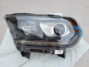 Dodge durango 2014 215 2016 2017 2018 2019 2020 left headlight hid xenon complete for Sale in Lawndale, CA