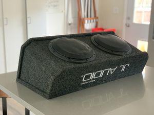 JL Audio car speakers for Sale in Denver, CO
