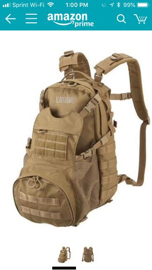BLACKHAWK! Dynamic backpack Nylon! for Sale in Lakewood, OH