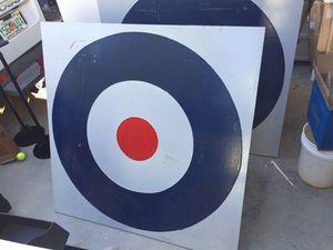 Bullseye target for Sale in West Palm Beach, FL