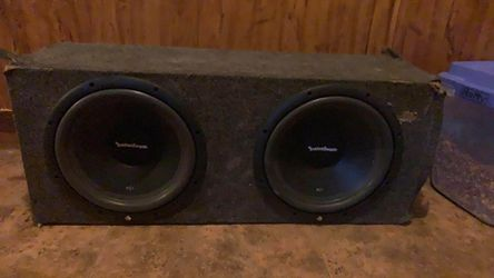 2 12's and a 200 w amp for Sale in Prattville,  AL