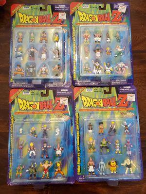 DragonBall Z mini series 5-8 for Sale in Yardley, PA