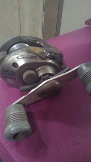 Shimano Callisto for Sale in Moss Bluff, LA