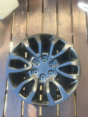 20 inch/ Chevy Rims for Sale in San Jose, CA