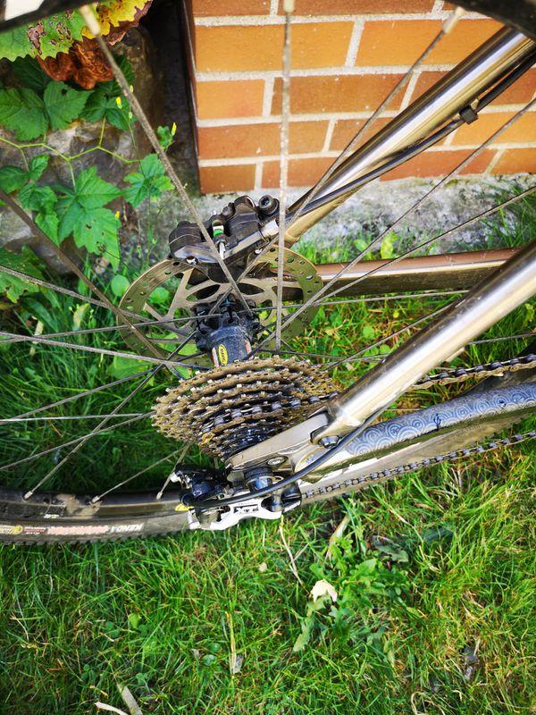 Kona HEI HEI 100 Full Suspension Mountain Bike