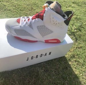 """Jordan 6 retro """"hare"""" for Sale in El Centro, CA"""