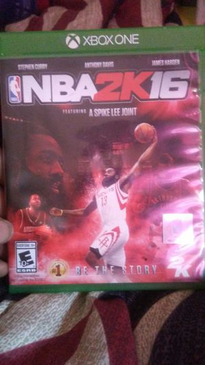 2k16 for Sale in Cleveland, OH