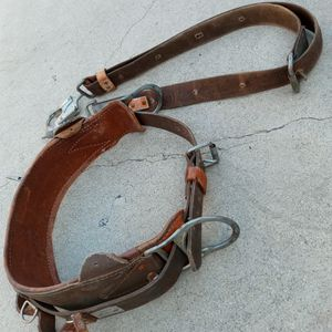 Climbing belt size 24 for Sale in West Covina, CA