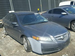 2006 ACURA 3.2TL 024813 Parts only. U pull it yard cash only. for Sale in Temple Hills, MD