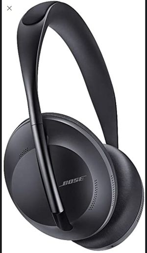 Bose 700 Noise Cancelling headphones- black for Sale in McKinney, TX