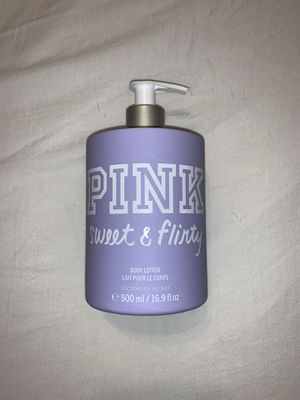 Pink body lotion for Sale in Houston, TX