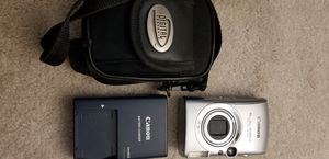 Canon Poweshot Camera with free case for Sale in Sterling, VA