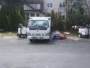 2007. Isuzu freezer. truck for Sale in Kiryas Joel, NY