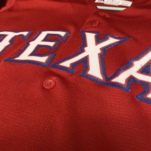 💥Texas Rangers Baseball Jersey MLB Size XXL💥 for Sale in Dallas, TX