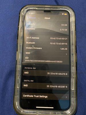 Iphone 11 pro for Sale in Miami, FL