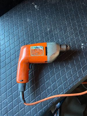 Black and decker variable speed 3/8 drill for Sale in Peoria, AZ
