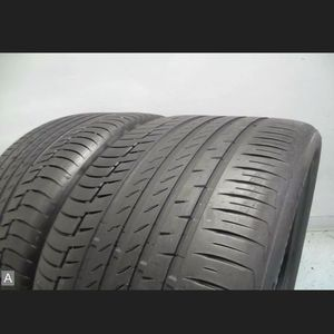 Pair 315 30 22 Continental Premium Contact 6 with 75% Tread 6/32 107Y #7243 for Sale in Miami, FL