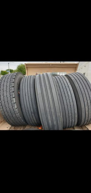 Big rig tires for Sale in Bell Gardens, CA