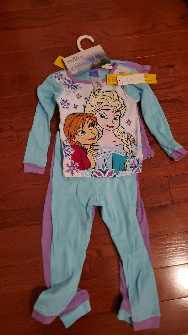 Frozen Pajama set 2-pack