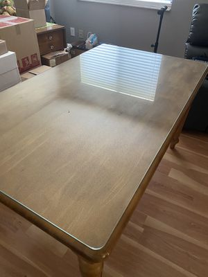 Solid Oak Office Desk, Project Table, Dining Table for Sale in Orlando, FL