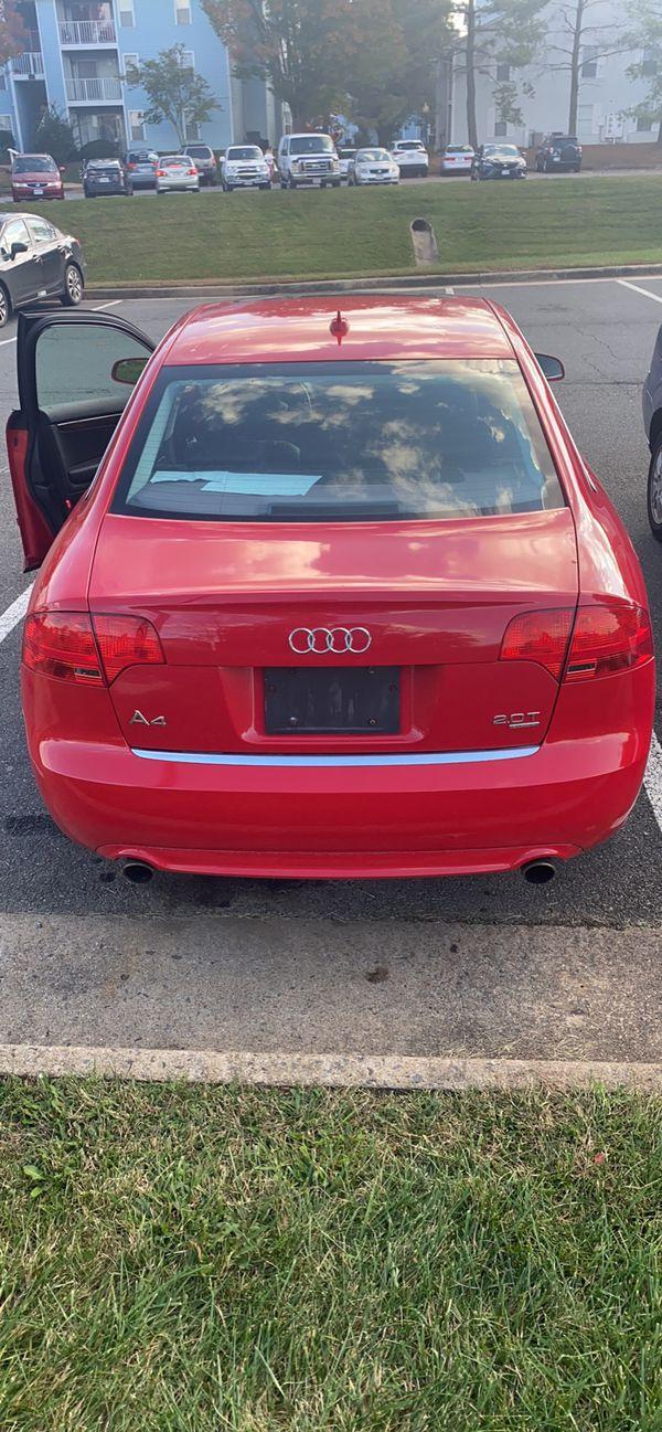 Audi A4 2.0 t Quattro