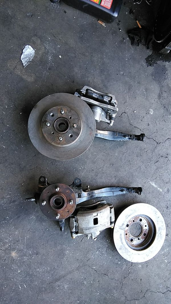 Honda brake setup fit EK EG Integra Acura