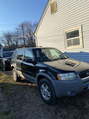 2002 Ford Escape for Sale in Meriden, CT