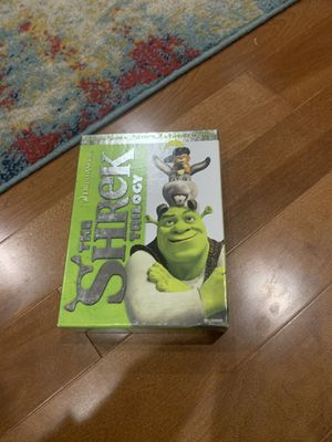 Shrek Trilogy for Sale in Springfield, VA