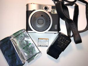 Fujifilm Instax Mini 90 Neo Classic Instant Film Camera for Sale in Stockton, CA