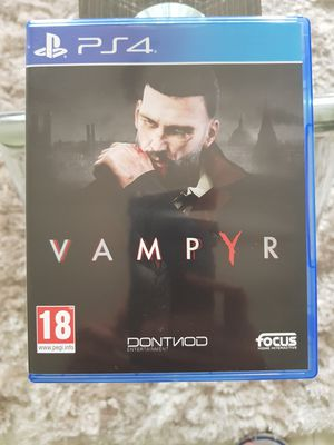 Vampyr - PlayStation 4 PS4 for Sale in San Antonio, TX