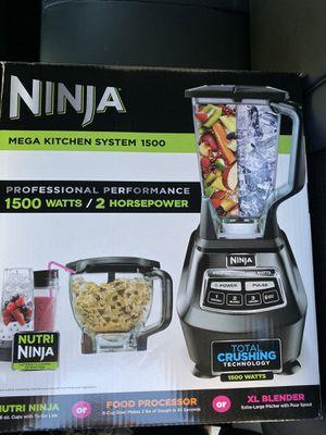 Ninja Mega Kitchen System 1500 for Sale in El Monte, CA