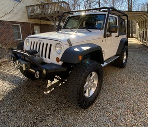 "2012 Jeep Wrangler Sport 35"" Nitto 86k One Owner for Sale in Concord, NC"