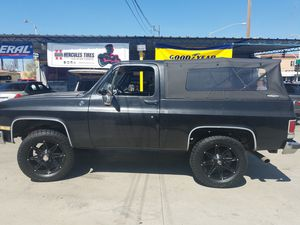 '87 CHEVY K5 BLAZER 4X4 for Sale in Chula Vista, CA