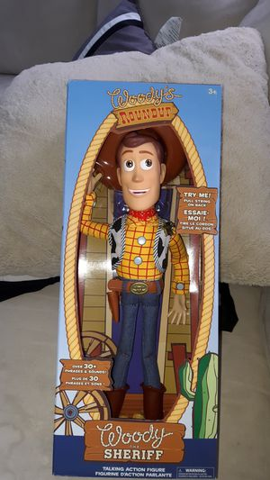Talking Woody from Toy story for Sale in Cranston, RI
