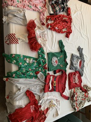 Kids Christmas / Holidays clothes- 3M-24M for Sale in Orange, CA