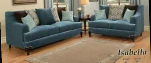CLOSEOUTS LIQUIDATIONS SALE BRAND NEW COMFORTABLE SOFA AND LOVESEAT MADE IN THE USA ALL NEW FURNITURE MONIQUE KS70S for Sale in Pomona, CA