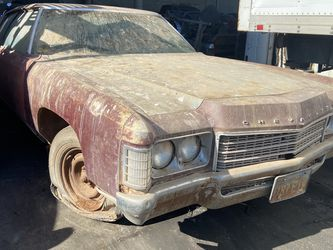 1971 Chevy Impala for Sale in Long Beach,  CA
