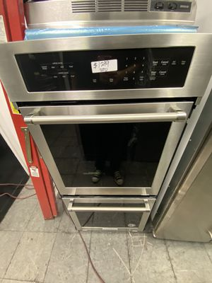 Stainless Steel KitchenAid Double Oven Stove For Only $1200 for Sale in Mission Viejo, CA