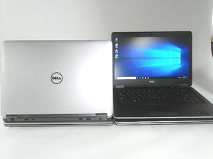 Dell Latitude 4th Gen in Silver, Slim with i7 and Solid State Drive, Windows 10 Pro. E7440. for Sale in Lawrence, MA