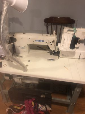 Industrial machine juki for Sale in Queens, NY