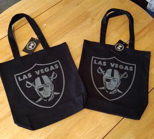 LAS VEGAS RAIDERS Custom Tote/Handbag for Sale in Victorville, CA