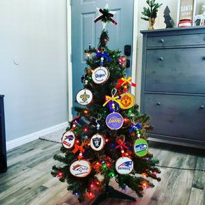 Custom Wooden Team Ornaments for Sale in Ontario, CA