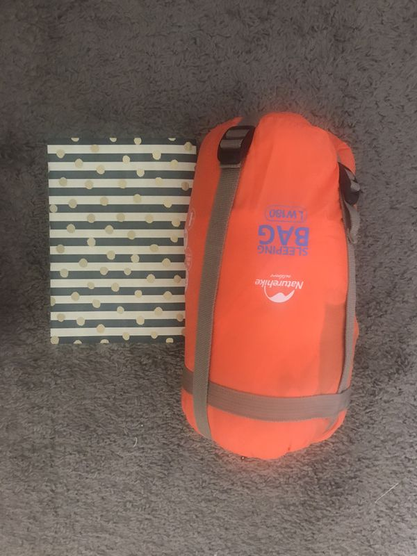 Tent, sleeping bag combo pack