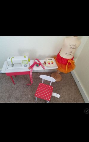 Our generation doll sewing set for Sale in Henderson, NV