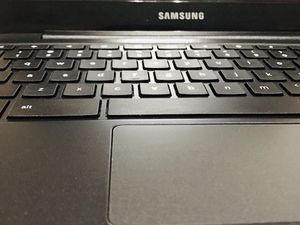 Samsung Chromebook III comes in original box and charger. It's open item and can assure everything works and a good sale for Sale in Dallas, TX