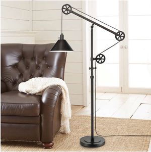 Pulley Floor Lamp New (Only Two Left) $42 Each for Sale in West Puente Valley, CA