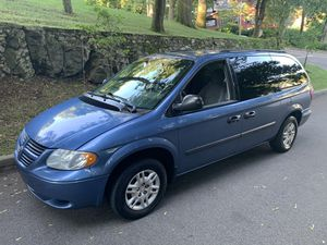 2007 DODGE GRAND CARAVAN SE MINIVAN, ONLY 99K MILES, RUNS EXCELLENT..!! for Sale in Fairfield, CT