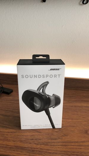 Bose Soundsport Wireless Headphones for Sale in Los Angeles, CA